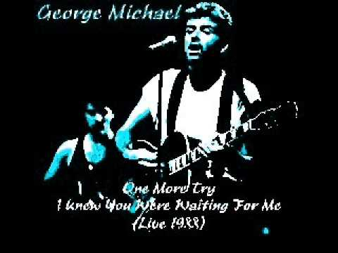 George Michael - One More Try & I Knew You Were Waiting (Live)