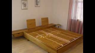 Мебель из массива дуба.(, 2014-08-22T10:31:32.000Z)