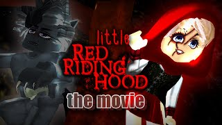 Little RED Riding Hood | A Roblox Royale High HORROR Movie