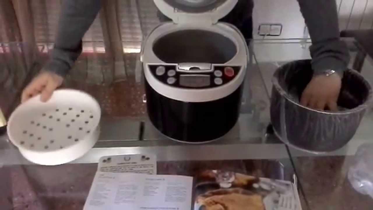 Robot De Cocina Con Voz