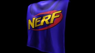 "How to get the ""NERF CAPE""(ROBLOX)"