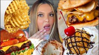 خليت موظفين المطعم يفاجئوني و يختارولي أكلي!!😂 *صدموني والله*...💔