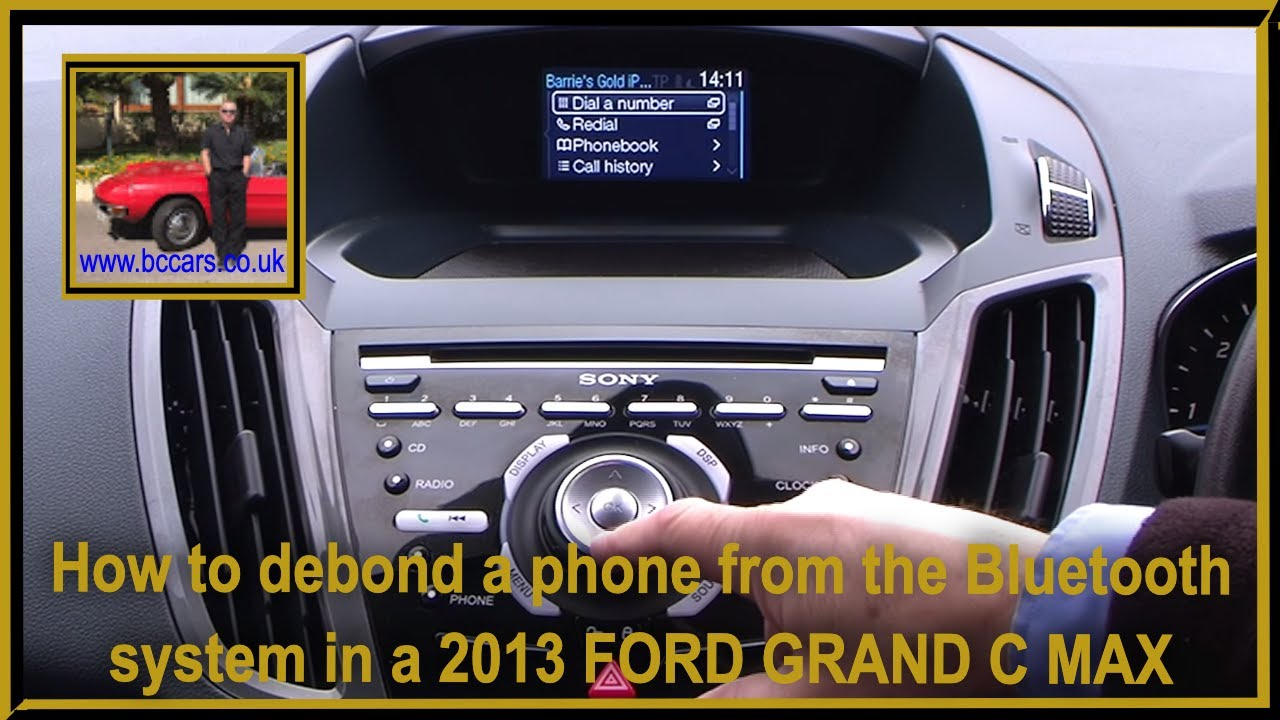 debond  phone   bluetooth system