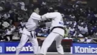 JUDO 1993 World Championships: Ki-Young Jeon 전기영 (KOR) - Hidehiko Yoshida 吉田 秀彦 (JPN)