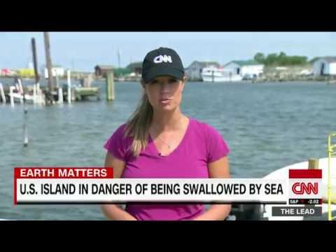 Rising seas may wash away this US town