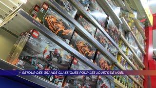 Yvelines | Retour des classiques pour les jouets de Noël
