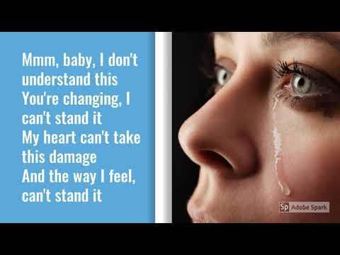 CHANGES - Baby I Don't Understand (LYRIC)