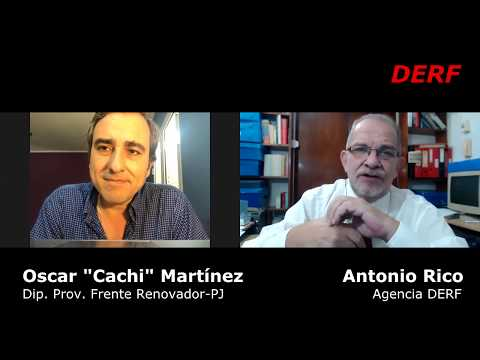 Cachi Martínez: El empresariado está preocupado por el acceso al crédito