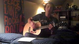 """Scandal of Grace"" by Hillsong United Cover W/ CHORDS"