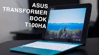 Asus Transformer Book T100HA Review en Español