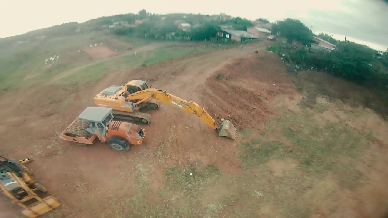Drone racer FPV Freestyle   Patrola, barro e rx lost фотки