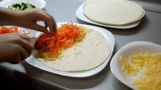 Мексиканские лепёшки. Как приготовить их дома?