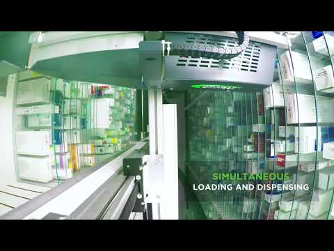UK - Omnicell Robotic Dispensing System