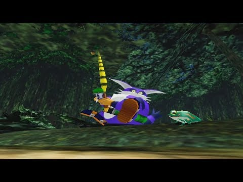TheRunawayGuys - Sonic Adventure - Big The Cat's Story Best Moments