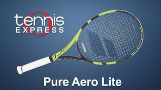 Babolat Pure Aero Lite Racquet Review | Tennis Express