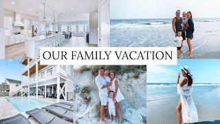 FAMILY VACATION | LUXURY BEACH HOUSE TOUR
