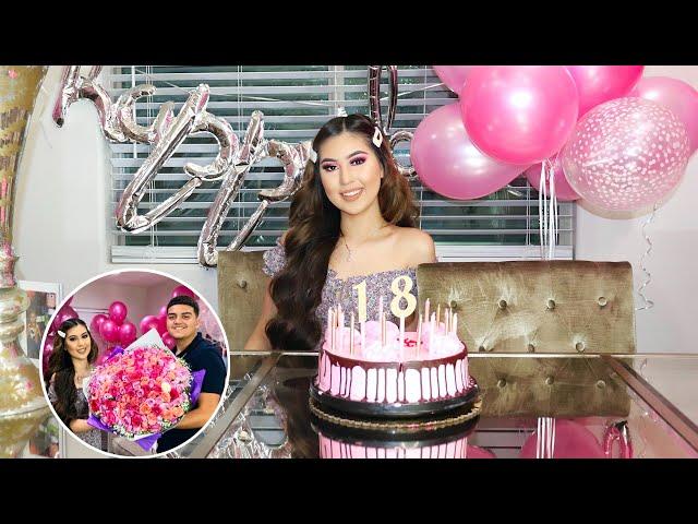 Celebrating My 18th Birthday! - Nikki V.