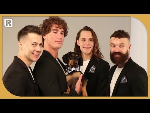 Don Broco Interview: Behind The Scenes At Their Rock Sound Awards Cover Shoot Mp3