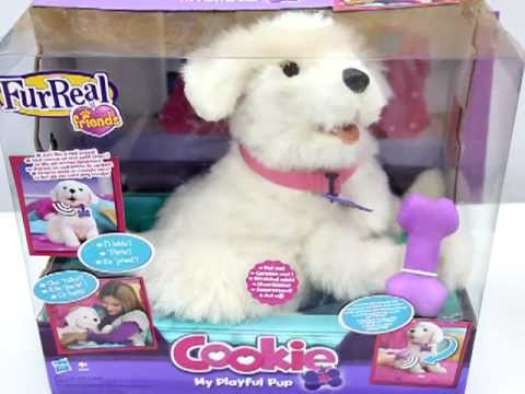 Unboxing and review toys Soft Friend - Dog - YouTube