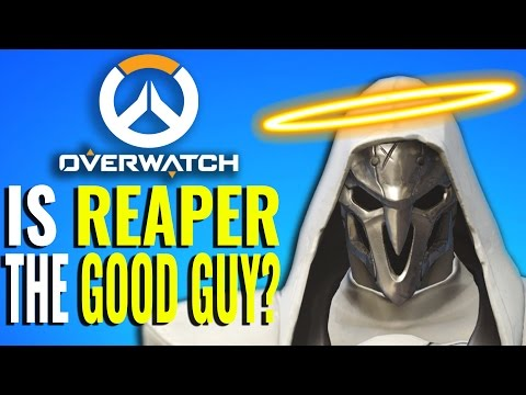 Is Reaper the Good Guy? [Theory] (Overwatch Explained)