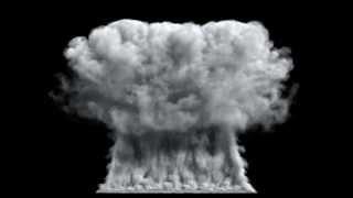 Pyroclastic Smoke In Maya Fluids