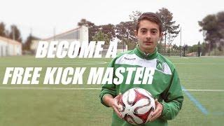 How To Shoot Like Hakan Calhanoglu | Curveball Tutorial by TheFootballKings13 |
