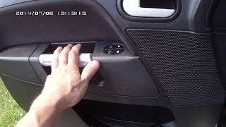 видео Ford Fusion - индикатор незакрытой двери