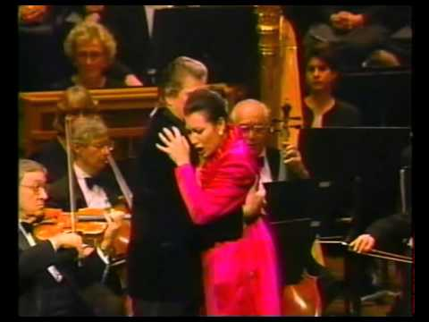 Carol Vaness, Sherill Milnes TRAVIATA 1994