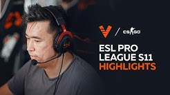 Хайлайты Virtus.pro на ESL Pro League S11 | VP CS:GO
