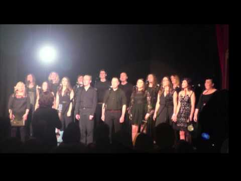 Dont You Worry Child Swedish House Mafia Cover by Shannon Gospel Choir