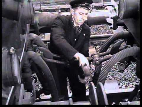 DMU Diesel Train Driver Part 4 - Operating Requirements