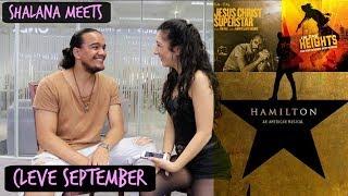 SHALANA MEETS: Cleve September