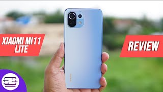 Xiaomi Mi11 Lite Review- A Premium Mid Range Phone