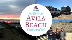 "Port San Luis ~ Avila Beach, CA ~ A ""Campground"" Fav!"