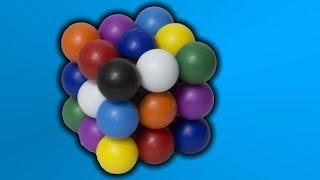 Molecube aka Ball Sudoku Cube