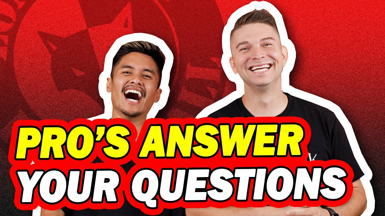 Ronnie Dizon & Chad Bouchez Answer Your Paintball Questions @ Lone Wolf Paintball