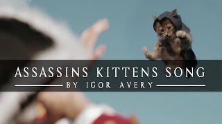 "Assassin Kittens Unity Song ""Up is Down"" remake by Igor Avery (Download Soundtrack)"