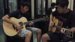 Sungha Jung - On A Brisk Day Cover