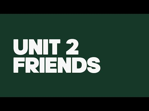 Unit 2 - Friends - Greetings - Word Cards - Songs - Story HD
