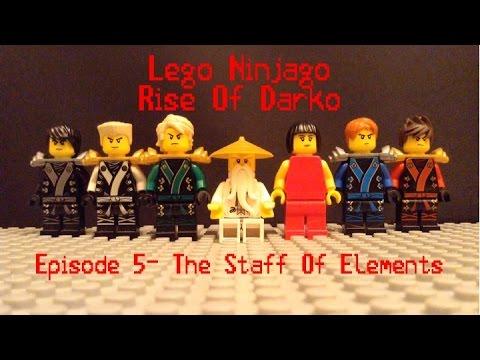 Lego ninjago episode 5 the staff of elements youtube - Ninjago episode 5 ...