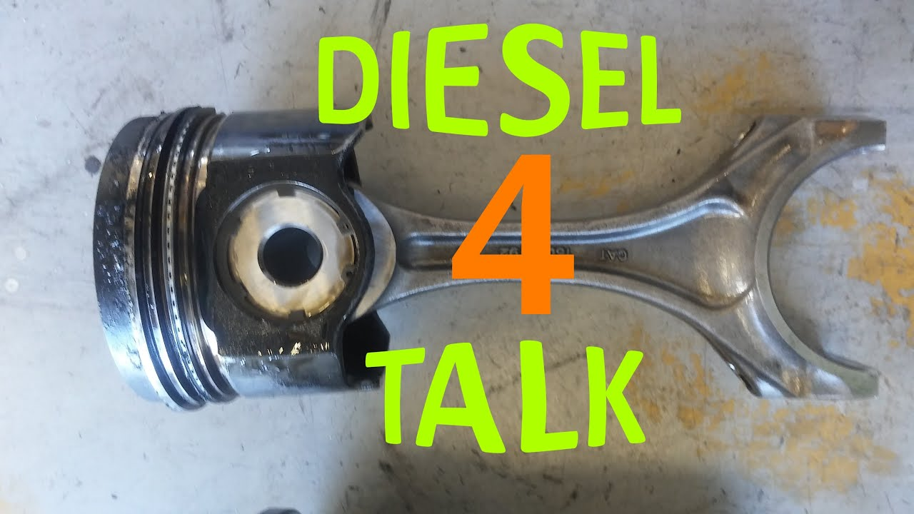 Diesel Talk Episode 4 White Exhaust Smoke Crankcase Filter And Truck Mercedes Engine Fuel Top End Oil Changes