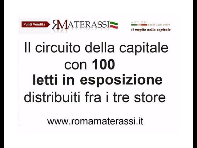 Dove e come trovare i migliori letti esposti a Roma