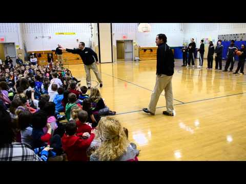 Herkimer Generals Anti-Bullying at Herkimer Elementary School