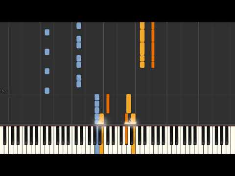 The Gold (Manchester Orchestra) - Piano tutorial