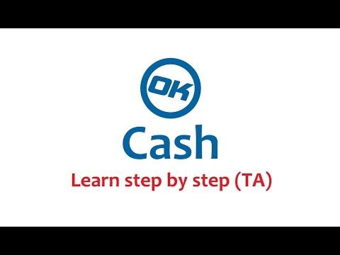 OKCash (OK) Step by step Technical Analysis