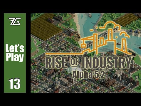 Rise of Industry : Ep 13 Using The Surplus