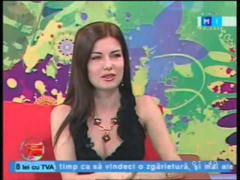 Mariana Mihaila   Un cintec la radio, Buna Dimineata, Moldova 1