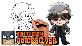 How to Draw Quicksilver | Xmen