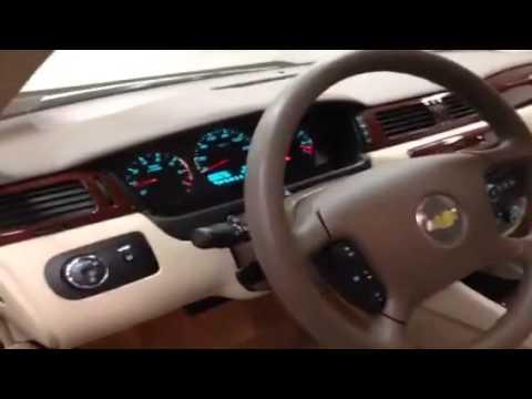 2007 Chevrolet Impala 4dr Sdn 35L LT 4 Door Car YouTube