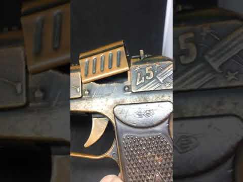 Пм игрушечный пистолет 1941-1945